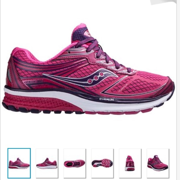 a48f48bb7 Saucony Ever Run Pink Sneakers Size 11 💕. M_5b1443a612cd4a75ec649250